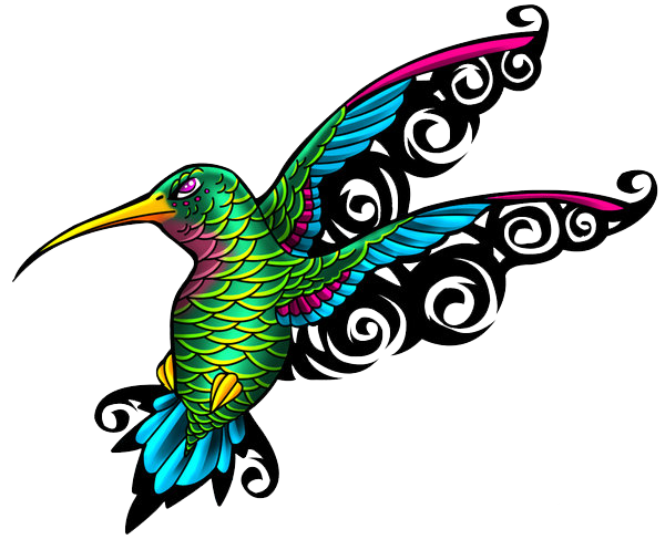 Hummingbird-Tattoos-PNG-File